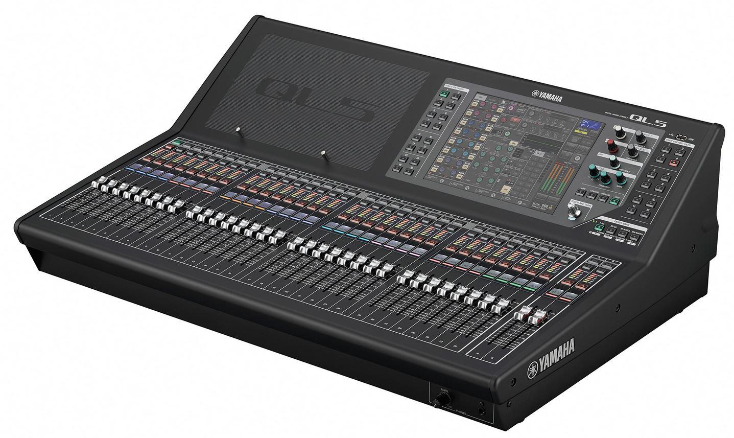 Yamaha QL5 Figure 1