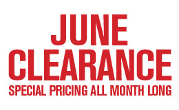 June Clearance Sale