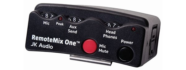 JK Audio RemoteMix One